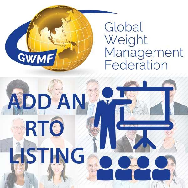 Add an RTO Listing