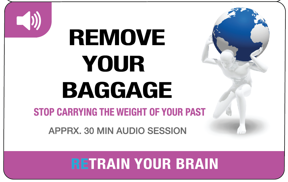 Remove Baggage – Hypnotherapy