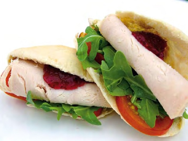 turkey-cranberry-pockets