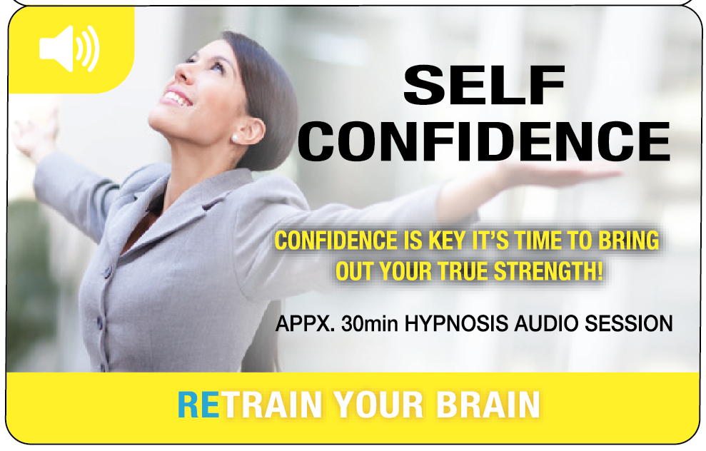 Self Confidence – Hypnosis